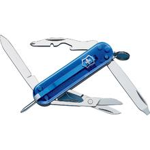 Victorinox Swiss Army Manager Multi-Tool, Transparent Blue, 2.28 inch Closed