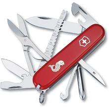Victorinox Swiss Army Fisherman Multi-Tool, Red, 3.58 inch Closed