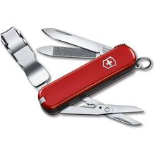 Victorinox Swiss Army NailClip 580 Multi-Tool, Red, 2.5 inch Closed