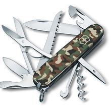 Victorinox Swiss Army Huntsman Multi-Tool, Camo, 3.58 inch Closed