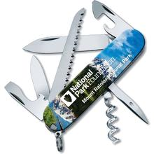 Victorinox Swiss Army Mt. Ranier National Park Foundation Camper Multi-Tool 3.5 inch Closed