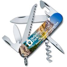 Victorinox Swiss Army Rocky Mountain National Park Camper Multi-Tool 3.5 inch Handles