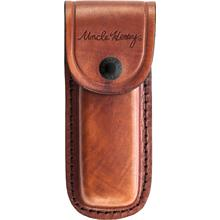 Schrade LS6 Uncle Henry Large Leather Belt Sheath