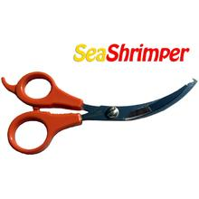 SeaScissors SeaShrimper Shrimp Scissors, Vein and Tail Remover