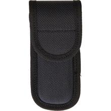 Black Nylon Knife Pouch, Fits Most Folding Knives Up to 4.5 inch Closed