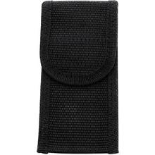 Black Cordura Belt Sheath, Fits Most Folders Up to 5 inch Closed