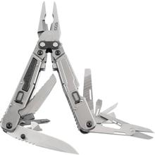 SOG PM1001N PowerGrab Multi-Tool with Nylon Sheath and Extra Hex Bits