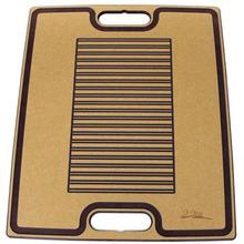 St. Croix Carving Board with Grooves, Grid, and Handles, 15-1/2 inch x 18-3/4 inch