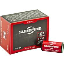 SureFire Bulk Pack of 400 SureFire 123A Lithium Batteries