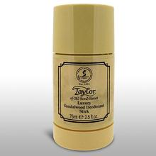 Taylor of Old Bond Street Luxury Sandalwood Deodorant Stick 2.5 fl. oz. (75ml)