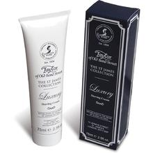Taylor of Old Bond Street The St James Collection Luxury Shaving Cream 2.5 oz (75ml)