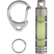TEC Accessories Embrite T3 Glow Fob, Titanium