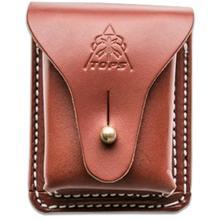 TOPS Knives Leather Bushcraft Pouch
