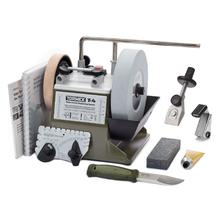 Tormek T-4 Bushcraft Limited Edition Water Cooled Sharpening System, Includes Knife Jig, Axe Jig and Morakniv Kansbol Knife
