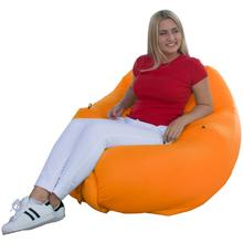 UST Ultimate Survival SlothSak Self-Inflating Chair, Orange