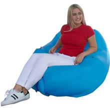 UST Ultimate Survival SlothSak Self-Inflating Chair, Blue