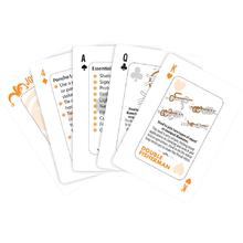 UST Ultimate Survival Survival Tips Water-Resistant Playing Cards with Knot Tips