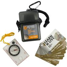 UST Ultimate Survival Learn & Live Way Finding Kit