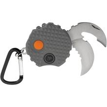UST Ultimate Survival FlashBlade Recharge Flicker Folding Knife, Bottle Opener and LED Light