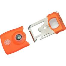 UST Ultimate Survival 13-in-1 Survival Card Tool, Orange