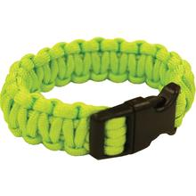 UST Ultimate Survival Paracord Survival Bracelet, Lime
