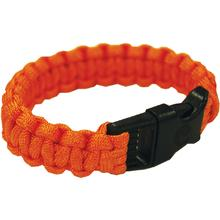 UST Ultimate Survival Paracord Survival Bracelet, Orange