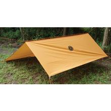UST Ultimate Survival Shelter Tube Tarp 1.0, Orange