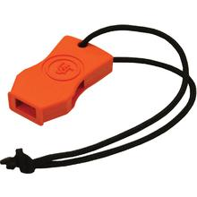 UST Ultimate Survival JetScream Micro Floating Safety Whistle, Orange