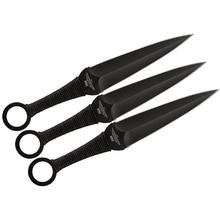 United Cutlery Expendables Kunai 3 Piece Thrower Set 12 inch Overall