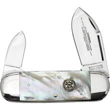 Winchester 2-Blade Cartridge Series Sunfish, Mother of Pearl Handles, 4 inch Closed