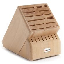 Wusthof 25-Slot Mega Knife Block, Natural