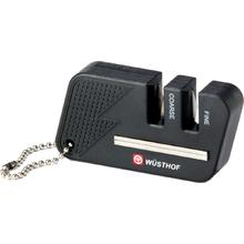 Wusthof 2-Stage Keychain Sport Sharpener with Fish Hook Sharpener (2898)