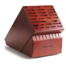 Wusthof 35-Slot Grande Cherry Knife Block