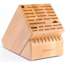Wusthof 35 Slot Beechwood Grand Knife Block