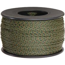 Nano Cord, Woodland Camo, 300 Feet x 0.75 mm