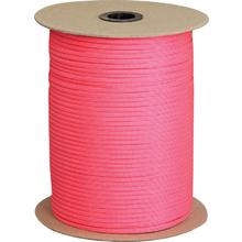 550 Paracord, Pink, 1000 Feet