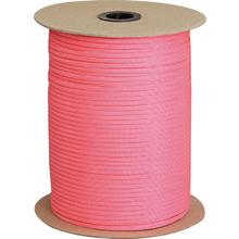 550 Paracord, Baby Pink, 1000 Feet
