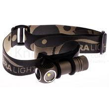 ZebraLight H502 AA Flood Headlamp, XM-L Cool White LED, 260 Max Lumens