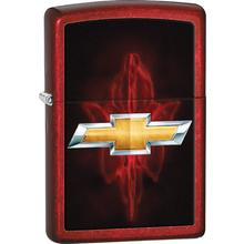 Zippo Chevy, Candy Apple Red Classic