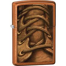 Zippo Boot Laces, Toffee Classic