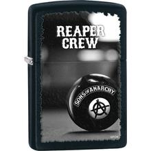 Zippo Sons of Anarchy, Black Matte Classic