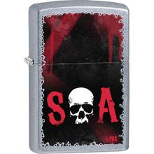 Zippo Sons of Anarchy, Street Chrome Classic