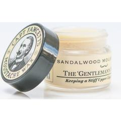 Captain Fawcett Expedition Strength Mustache Wax, Sandalwood Scent