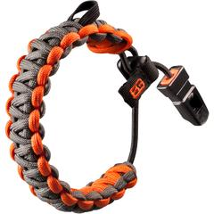 Gerber 31-001773 Bear Grylls Survival Bracelet, 11.5 inch Overall, 12' of Paracord