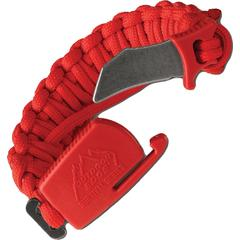 Outdoor Edge Para-Claw Trainer with 1.5 inch Blunt Tip Blade, Medium, Red