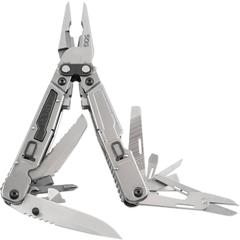 SOG PM1001 PowerGrab Multi-Tool with Hard Molded Quick-Access Sheath