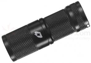 FOURSEVENS Mini ML Cool White Gen2 LED Flashlight, Black, 216 Max Lumens