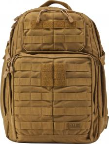 5.11 Tactical RUSH 24 Backpack, Flat Dark Earth (58601-131)
