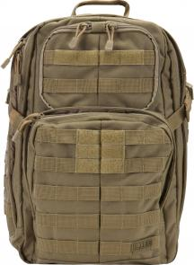 5.11 Tactical RUSH 24 Backpack, Sandstone (58601-328)