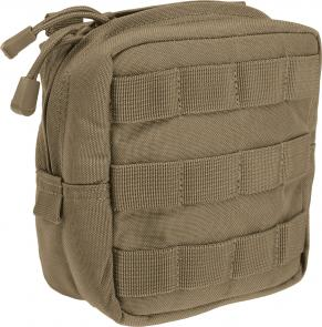5.11 Tactical 6.6 Padded Pouch, Sandstone (58714-328)